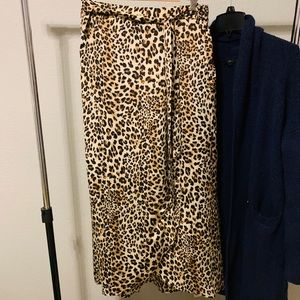Know One Cares,Nordstrom Wrap skirt